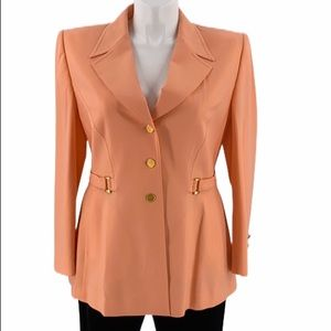 Escada blazer jacket large (Euro 44) New with tags